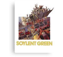 Soylent Green Canvas Print