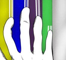 Master Hand Sticker