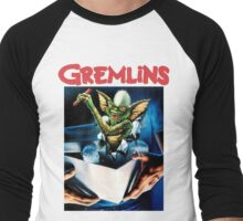Gremlins Men's Baseball ¾ T-Shirt