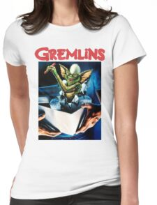 Gremlins Womens Fitted T-Shirt