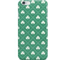 Shamrock On! - emerald iPhone Case/Skin