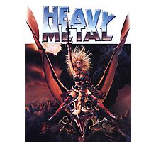 Heavy Metal Movie Photographic Print