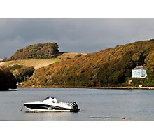 Accessable by Boat Photographic Print