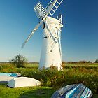 Thurne Mill by Rick Bowden