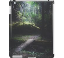 The road back is always the hardest iPad Case/Skin
