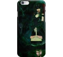 Who's Afraid of the Big Bad Wolf iPhone Case/Skin