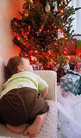 Dreaming of Santa by mekea