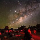 Observing the Milky Way by Mike Salway