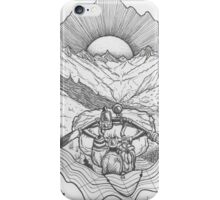 The Unknown Path... iPhone Case/Skin