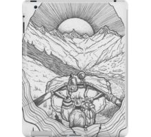 The Unknown Path... iPad Case/Skin