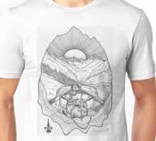 The Unknown Path... Unisex T-Shirt