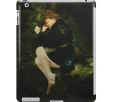 Where I choose to lay my head is no decision of yours iPad Case/Skin