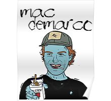 Mac Demarco // Viceroy Poster