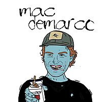 Mac Demarco // Viceroy Photographic Print