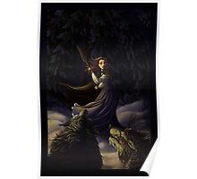 La Belle et Les Loups Poster