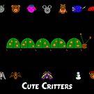 My Little Calendar Cute Critters  by Dmarie Becker