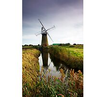 St Bennets Windmill Photographic Print