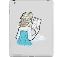 How to Build a Snowman (Frozen) iPad Case/Skin
