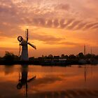 Thurne Dawn by Rick Bowden