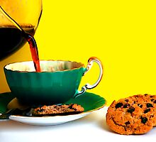 Coffee and Cookies by carlosporto