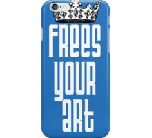 FYA - Frees Your Art #1 iPhone Case/Skin