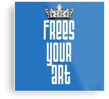 FYA - Frees Your Art #1 Metal Print