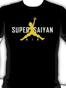 Air Super Saiyan Goku T-Shirt