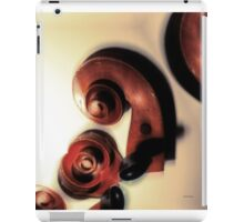 Scroll Art  iPad Case/Skin