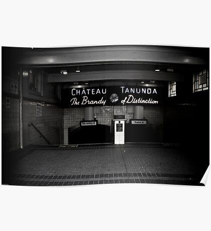 Chateau Tanunda Poster
