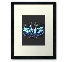 Mega Evolution X Framed Print