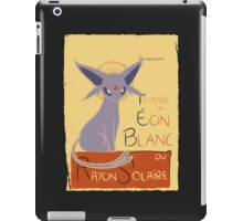 Eon Blanc iPad Case/Skin