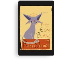 Eon Blanc (Pokemon) Canvas Print