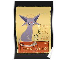 Eon Blanc Poster