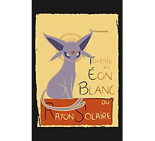 Eon Blanc (Pokemon) Photographic Print