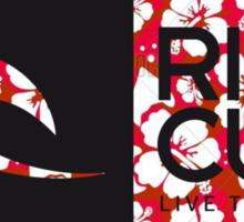 Aloha- Ripcurl Sticker