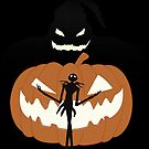 The Pumpkin King! by Ruwah
