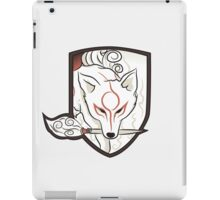 God Hound (without writing) Okami iPad Case/Skin
