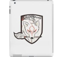 God Hound (Okami) iPad Case/Skin