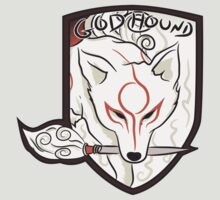 God Hound (Okami) by Ruwah