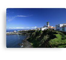 Rabo de Peixe, Azores Canvas Print