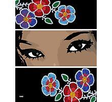 native eyes Photographic Print