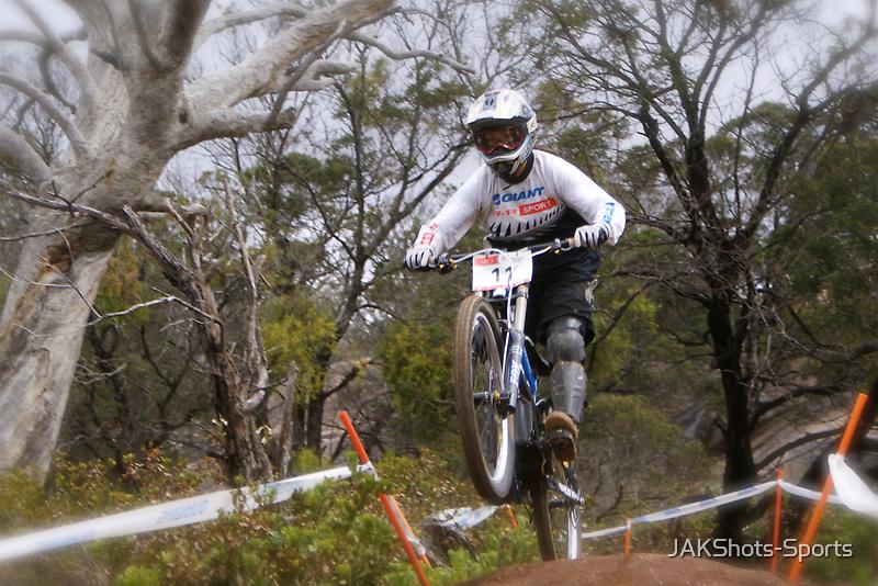 Kiwi Rider by JAKShots-Sports