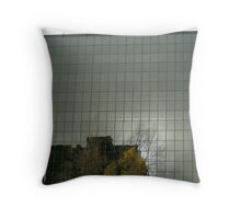 Portland Reflections Throw Pillow