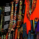 Ghana Clothes by Wayne King