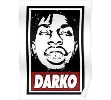 Darko (Flatbush Zombies) Poster