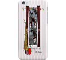 Have yourself a merry little Christmas iPhone Case/Skin