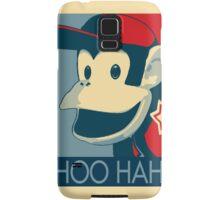 Diddy Kong - Hoo Hah Samsung Galaxy Case/Skin