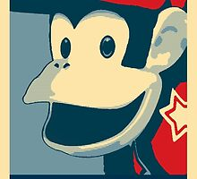 Diddy Kong - Hoo Hah by Pat Le Roy