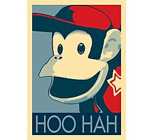 Diddy Kong - Hoo Hah Photographic Print