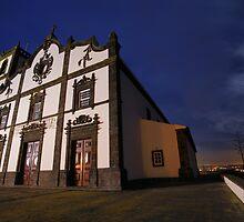 Sao Roque church, Azores by Gaspar Avila